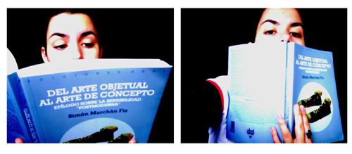 El arte del libro azul
