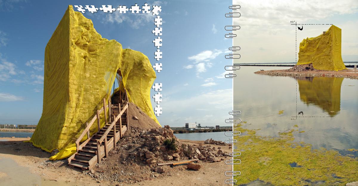 Proyecto de restauración: Torre de Sal